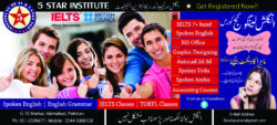 5 star institute ad