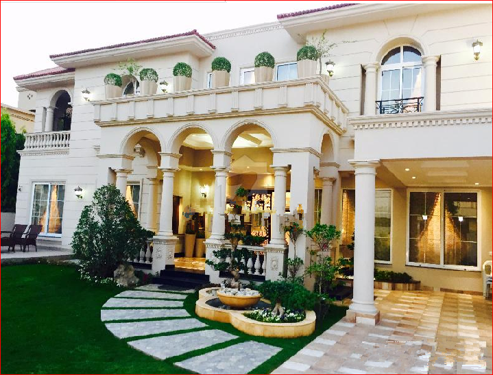 2 Kanal Most Splendid Bungalow Is Available For Sale In DHA Phase 1