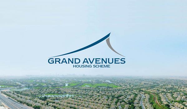 Grand Avenue 10 marla plot for sale in B block – Good Location