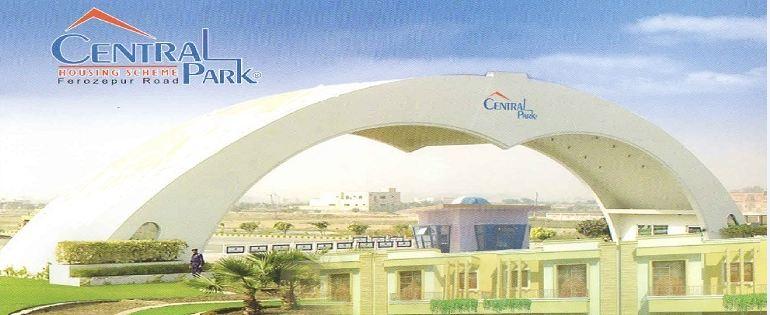 Central Park Pair Plot for sale – Lahore -D block