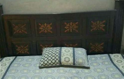 Kalli talli chayoti desigein bed
