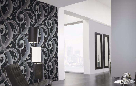 2D/ 3D Wallpapers and All type of Flooring Available