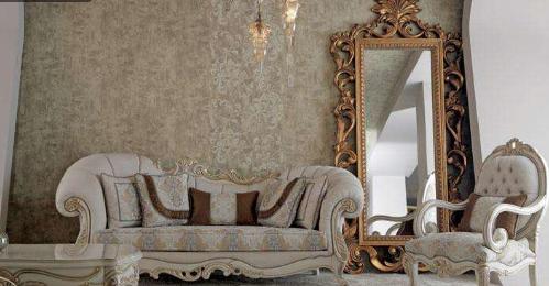 Vermaada moderen sofa set