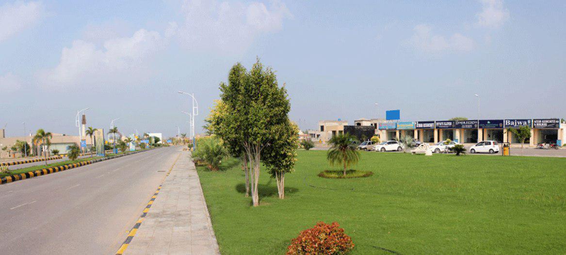 5 Marla Plot for sale in Bahria Nasheman