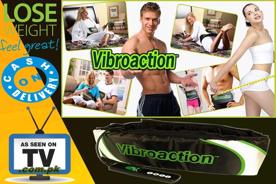 Vibroaction Slimming Belt In Pakistan Online Order BabaTara.com
