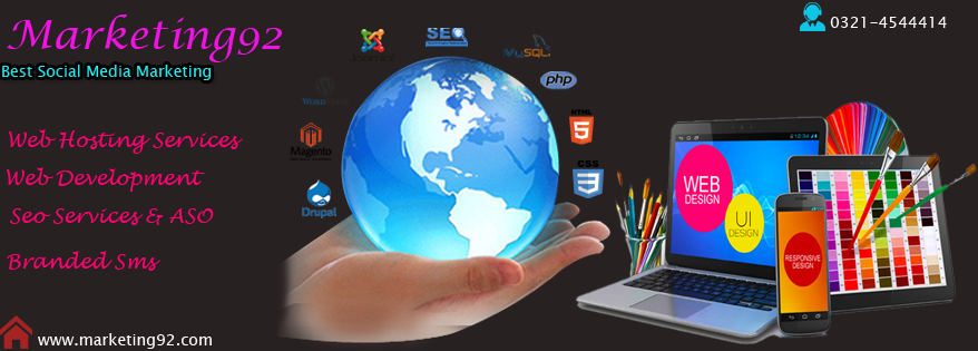 web development in Lahore pakistan