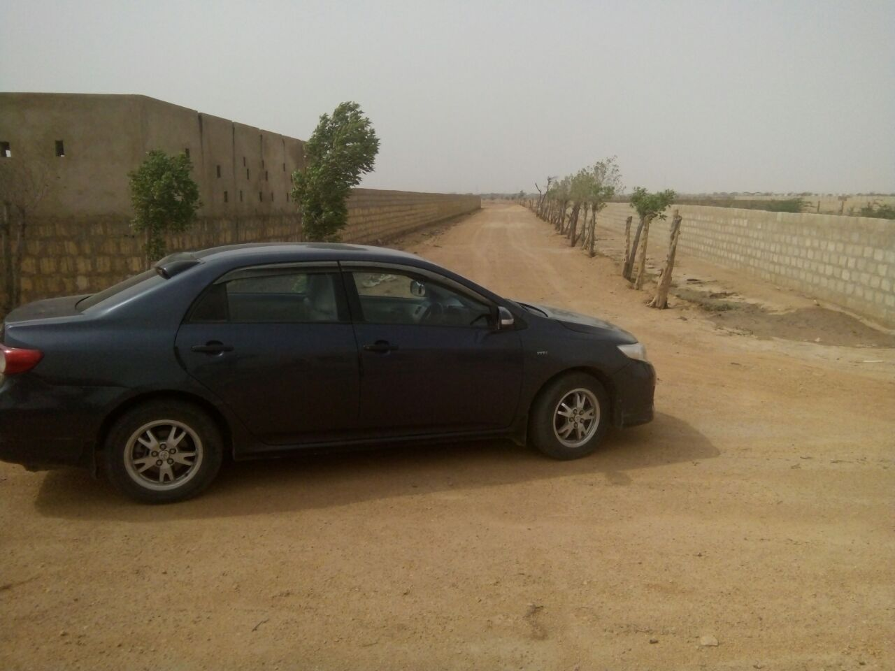 Agricultural Land : Farm House Plots on installments for Sale SUPER HIGHWAY
