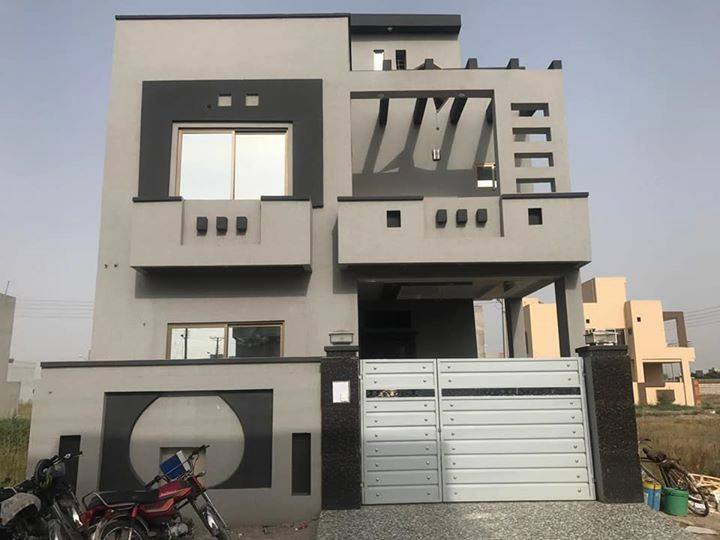 Brand New House For Sale DHA Rhaber Lahore