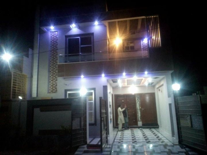 Brand New House For Sale In Pak Arab