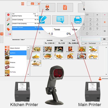 POS (Point of Sale Software) | Touch Optimized Point of Sale| Agile POS