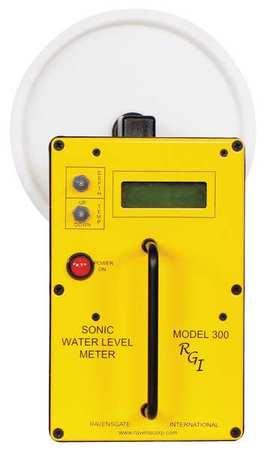 Water Level Meter (Ultrasonic Waves)