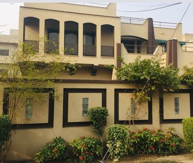 1 Kanal House For Sale E'1 Wabda Town Lhr
