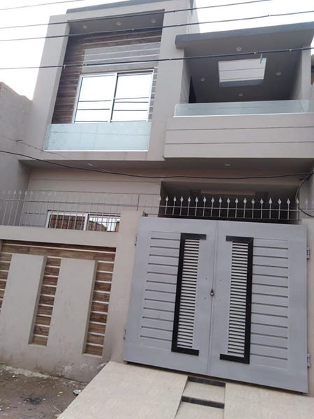 BRAND NEW 4 MARLA HOUSE FOR SALE IN LAHORE