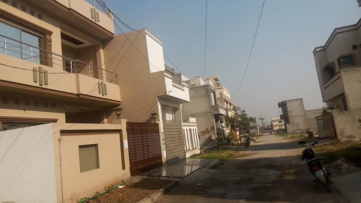 6 marla House For Rent In Nashaman Iqbal Phase 2 Lahore
