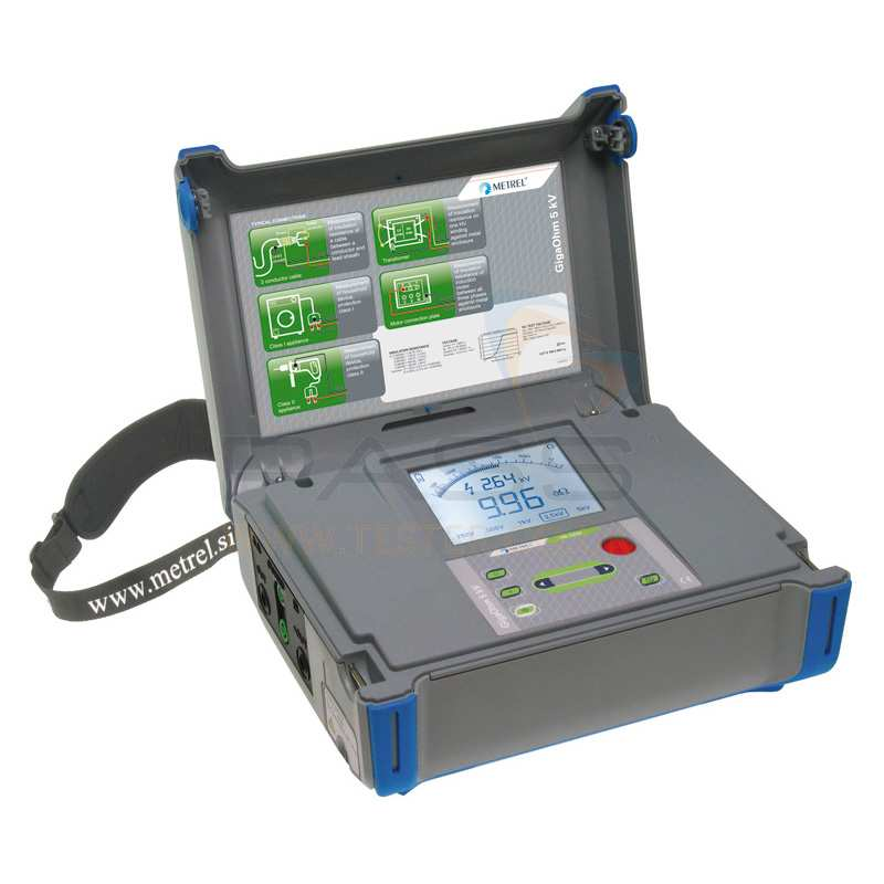 Insulation and Voltage Tester GigaOhm 5 Kv