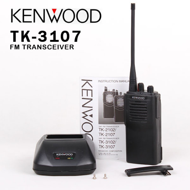 """Kenwood"" (Japan) Walki Talki Set"