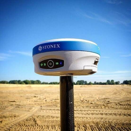 """Stonex"" (Made in Italy) RTK GPS GNSS Receiver Model S900"
