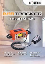 Elcometer Rebar Locator (Concrete Covermeter)