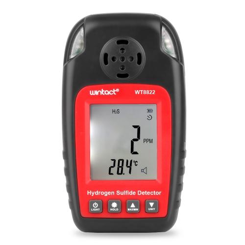Gas Detector – H2S Single Gas Detector