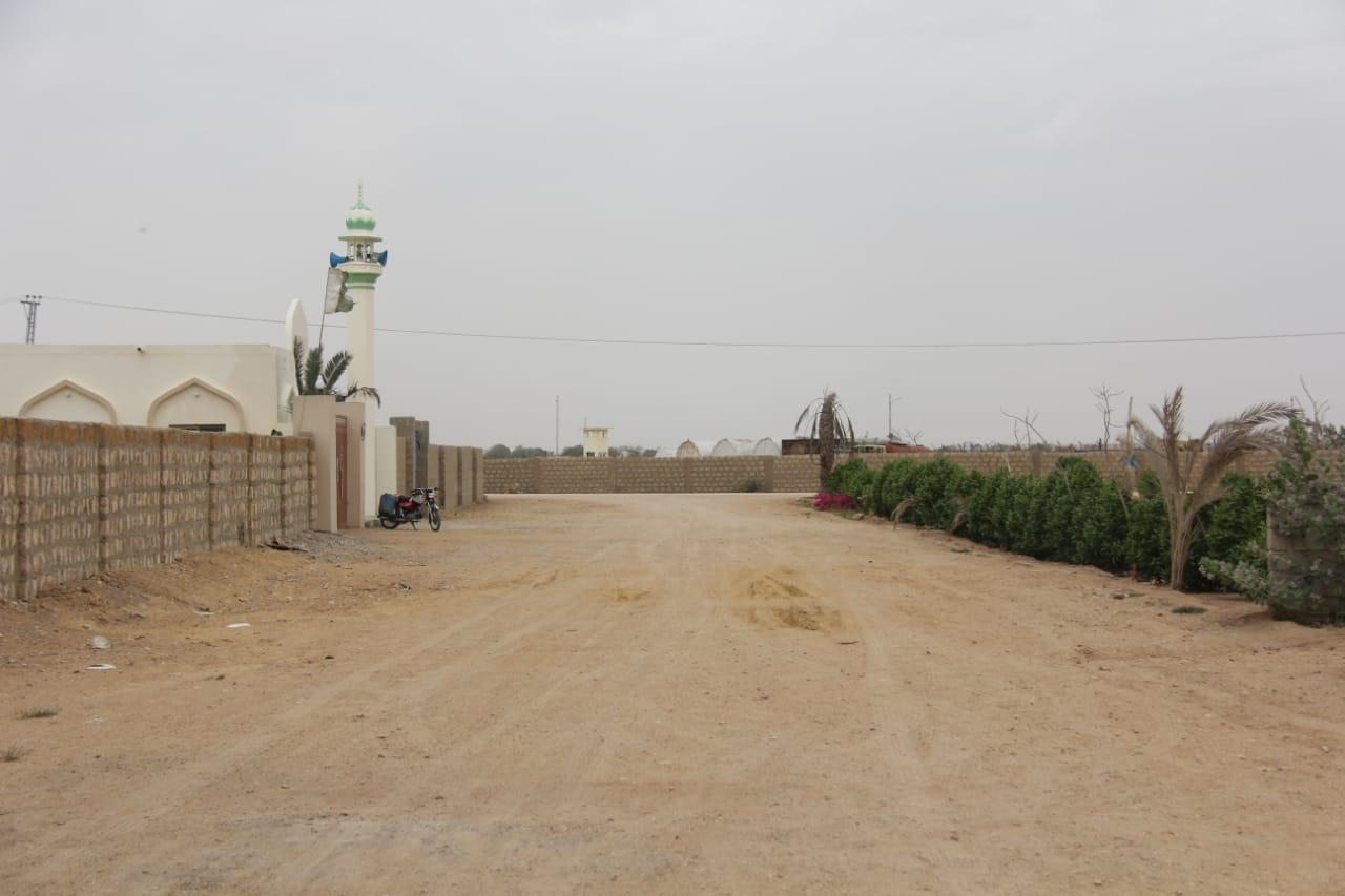 FARM LAND on installments for Sale on Super Highway Karachi