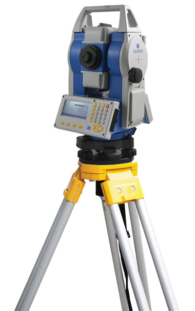 "Total Station ""Stonex"" (Leica Software)"