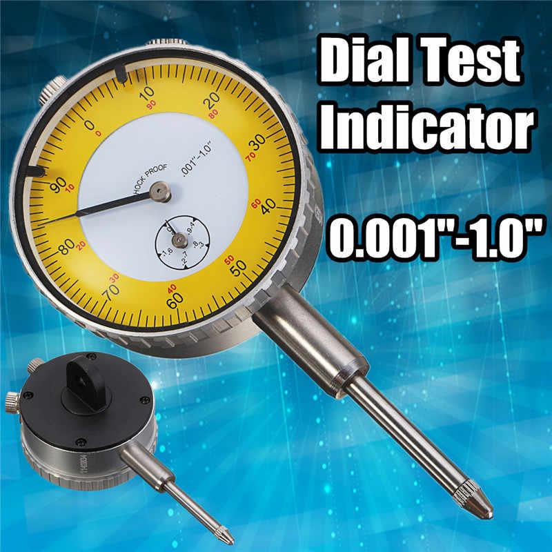 Dial Gauge Indicator 0.001″-1.0″