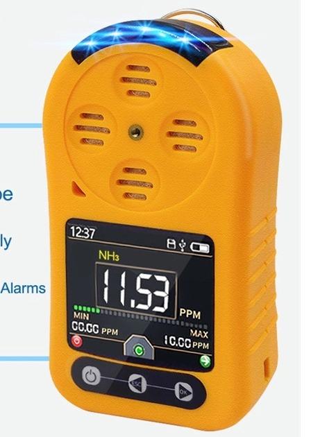 Ammonia Gas Detector (Ammonia NH3 Detector)