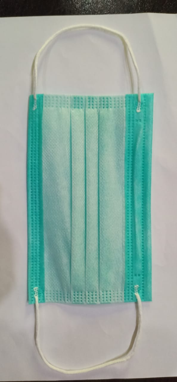 65 GSM 3 Ply Surgical Face Mask Manufacturer in Pakistan