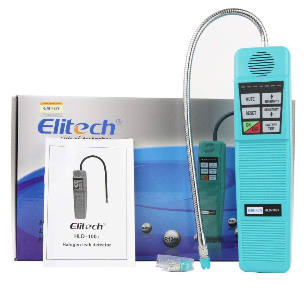Refrigerant Halogen Air conditioning Gas Leak Detector