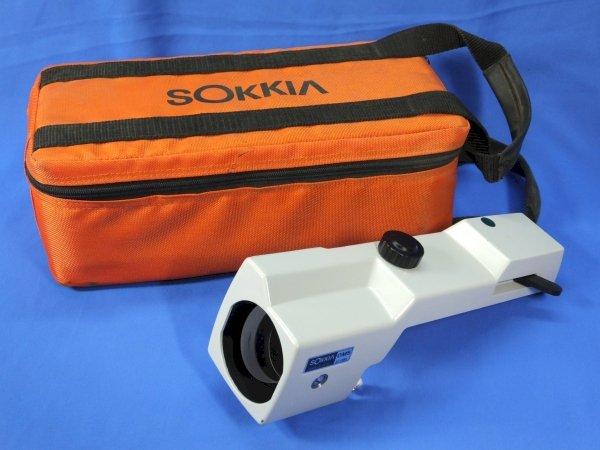 Sokkia Optical Metric Micrometer OM5 for Sokkia B20 Auto Level